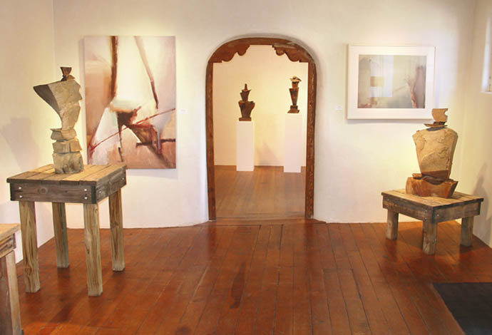 Roger Arvid Anderson: Masterworks in Bronze at the New Concept Gallery